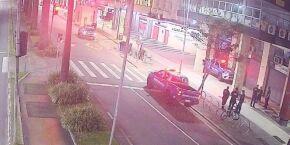 Câmeras de Santos ajudam a prender homem após tentativa de furto de bicicleta
