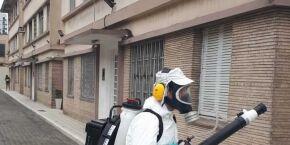 Nebulização contra o Aedes aegypti atinge mais 158 imóveis em bairro de Santos