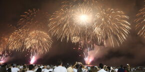 Prefeitura de Guarujá não realizará queima de fogos no Ano Novo