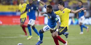 Brasil empata sem gols com a Colômbia e deixa de ser 100% nas Eliminatórias