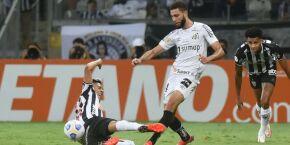 Santos inicia série contra times melhores colocados para se afastar do Z4