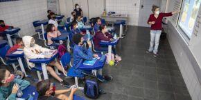 Escolas de Praia Grande retomam projeto ambiental 'O Mar é Nosso'
