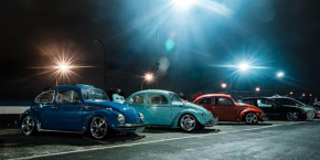 Brisamar Shopping recebe exposição de carros 'Brazilian Vag'