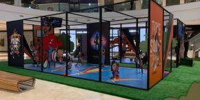 Space Jam: Com evento de basquete, shopping de Santos divulga horários para o feriado