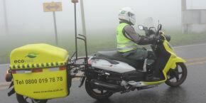 Ecovias passa a usar moto para atendimentos nas rodovias do Sistema Anchieta-Imigrantes