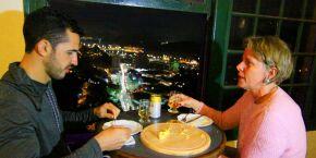 Happy Hour, todas as quintas, é a nova atração do Monte Serrat em Santos