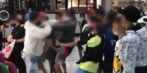 Litoral Plaza Shopping vira palco de briga generalizada em Praia Grande