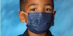 Ouça a sua mãe! Criança recebe R$180 mil por se recusar a retirar máscara