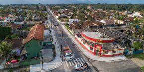 Bertioga entrega obras da Nicolau Miguel Obeidi e anuncia construção de nova praça no Vista Linda