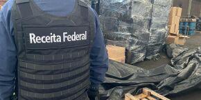 Operação da PF combate o contrabando em fábrica suspeita de trabalho escravo