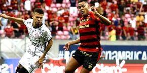 Corinthians joga mal e, após falha de Cássio, perde para o Sport fora de casa
