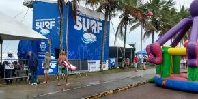 Surf e Beach Soccer são atrações neste feriado prolongado em Itanhaém
