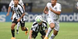 Confira imagens de Atlético-MG 2 x 0 Santos no Mineirão