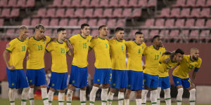Santos vai bem nos pênaltis e Brasil está na final do futebol masculino em Tóquio