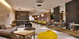 Hotel de Santos recebe selo especial após se especializar em receber esportistas
