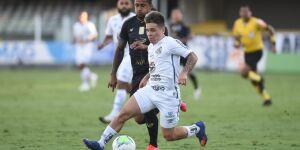 Santos só empata na estreia na Copa do Brasil