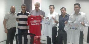 Santos é convidado para amistoso festivo com o Toluca em 2017
