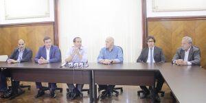 Paulo Alexandre Barbosa anuncia mudanças no governo