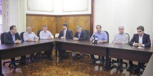 Paulo Alexandre Barbosa indica gestores para Saúde e Fazenda