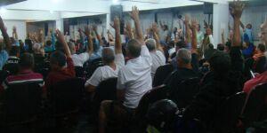 Trabalhadores da Sabesp decidem adiar a greve para a próxima quarta-feira (31)