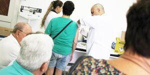 Praia Grande e São Vicente aderem determinação e prorrogam vacinação contra gripe
