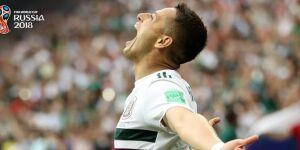 México vence a Coreia e fica perto de classificação