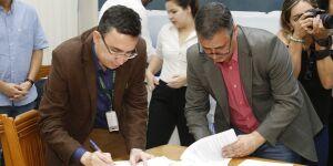 Prefeitura de Guarujá e Unifesp assinam termo de cooperação técnica