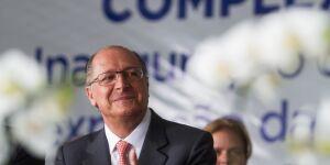 Alckmin aponta facada em Bolsonaro como vilã de sua derrota