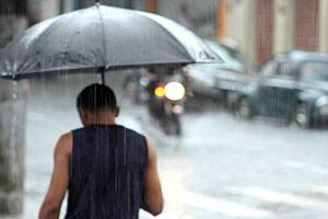 Cidades da Baixada Santista deve intercalar chuva mais forte e mais fracas nesse começo de junho