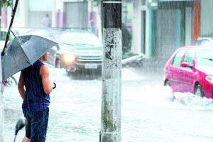 As temperaturas devem cair um pouco durante os próximos dias na Baixada Santista