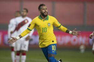 Na legenda do vídeo, Neymar destacou os principais números de sua passagem pelo Santos, entre 2009 e 2013