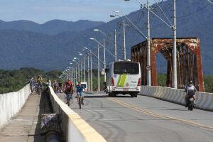 Ponto dos Barreiros passou por reabertura gradual em São Vicente