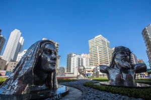 Praia Grande está entre as cidades do litoral que mais receberam novos moradores