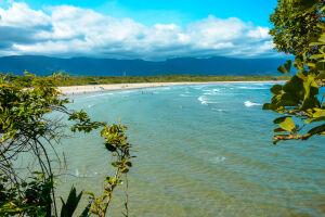 Homem havia desaparecido no mar em Bertioga