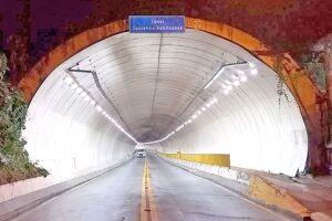 Motoristas que utilizam o Túnel da Vila Zilda deverão ficar atentos