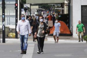 Bruno Covas (PSDB) afirmou que a taxa de isolamento social na capital paulista chegou a 80%