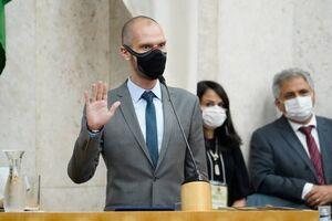 As sessões de quimioterapia e imunoterapia que seriam feitas nesta segunda (3) foram suspensas