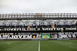 Estádio da Vila Belmiro em Santos