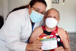 vacina idosos