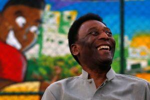 Pelé completa 81 anos no próximo dia 23 de outubro