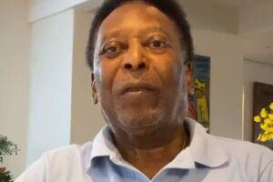 Pelé está internado desde o dia 30 de agosto para a retirada de um tumor no cólon