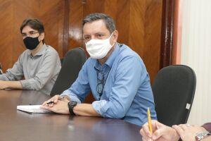 Informações foram passadas pelo prefeito de Santos e presidente do Condesb, Rogério Santos (PSDB)