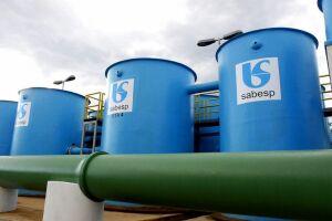 A empresa pede que os moradores usem a água com consciência, em atividades essenciais, sem desperdícios
