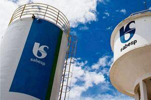 A Sabesp trabalha ao máximo para minimizar os reflexos ao fornecimento de água e disponibiliza caminhões-tanque para atender emergências