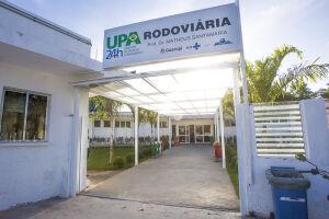 Sozinha, a vítima procurou atendimento na UPA Matheus Santa Maria