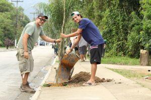 Para poder atuar como cuidador, o voluntário deve ter mais de 18 anos e morar em Santos