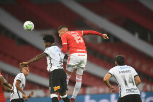O Inter pressionou, mas não conseguiu derrotar o Corinthians