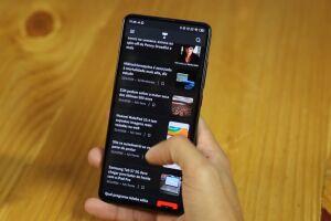 Celular roubado no Gonzaga é da marca Xiaomi