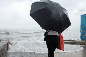Temperaturas devem cair a partir de quarta-feira em toda a Baixada Santista