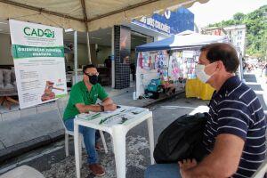 Suporte jurídico é realizado todas as quintas, das 7h às 14h, na Rua Itororó, no Centro